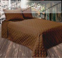 Gina ágytakaró, Barna, 250x260 cm