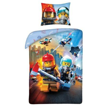 Lego city ágyneműhuzat, Üldözés (100% pamut)