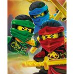 Lego Ninjago pléd, 100x150 cm (4518)