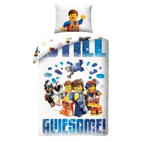 Lego-kaland 2 / Lego Movie 2 ágyneműhuzat garnitúra (100 % pamut) (43281)