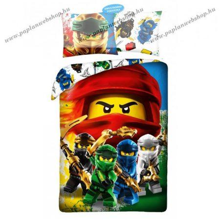 Lego ninjago ágyneműhuzat (100% pamut) (895)