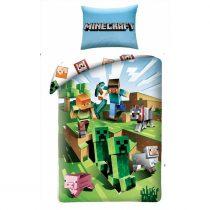 Minecraft ágyneműhuzat garnitúra, Farm (100 % pamut) (45254)