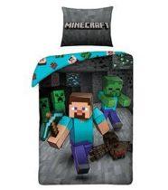 Minecraft ágyneműhuzat garnitúra, Spider (100 % pamut) (45438)