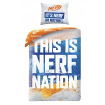 Nerf ágyneműhuzat, This is Nerf Nation (100% pamut) - 629