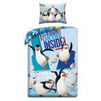 Madagaszkár Pingvinjei ágyneműhuzat (100% pamut) (0050)