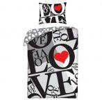 Love ágyneműhuzat (100% pamut)