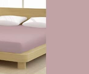 Jersey gumis lepedő, 90-100x200 cm, 150 g/nm, Diestel/Mályva (222)- Mr Sandman