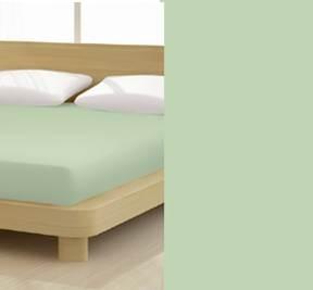 Jersey gumis lepedő, 90-100x200 cm, 150 g/nm, Lind/Zöld (253)- Mr Sandman