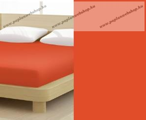 Jersey gumis lepedő, 140-160x200 cm, 150 g/nm, Karmin (264) - Mr Sandman
