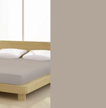 Jersey gumis lepedő, 180-200x200 cm, 150 g/nm, Safari (277)- Mr Sandman