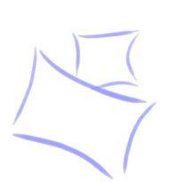 Kagyló dark mintás pamut-akril pléd, 150x200cm