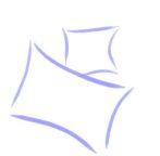 Óceán mintás pamut-akril pléd, 200x220 cm