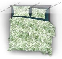 Naturtex Green Jungle pamut-szatén ágyneműhuzat, 3 részes