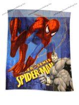 Pókember/Spider-Man vastag plüss pléd, 120x150 cm