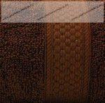 Frottír törölköző, Barna, 70x130 cm