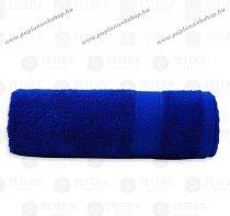 Frottír törölköző, Kék, 50x90 cm