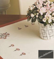 Margaréta asztalterítő, 40x150 cm