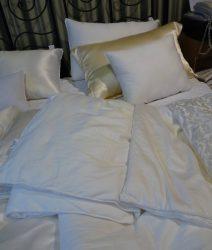Valisilk hernyóselyem paplan/takaró, 135x200 cm (2500 g)
