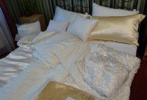 Sunnysilk hernyóselyem paplan/takaró, 135x200 cm (1250 g)