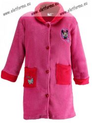 110-es Minnie Egér/Minnie Mouse Rózsaszín gyerekköntös