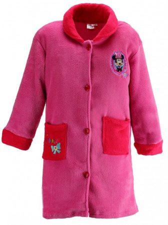 116-os Minnie Egér/Minnie Mouse Rózsaszín gyerekköntös