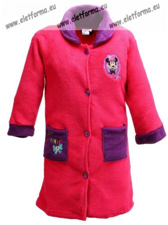 104-es Minnie Egér/Minnie Mouse Pink gyerekköntös