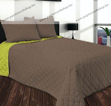 Gina ágytakaró, Nugát-zöld, 250x260 cm