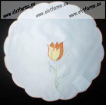 Tulipán díszterítő, 30 cm