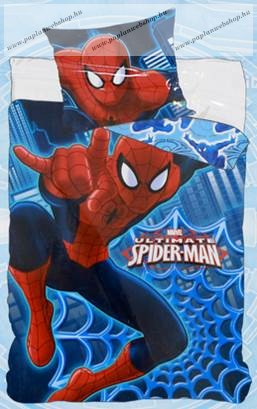 Pókember Spider-Man Pókhálós ágyneműhuzat (100% pamut) - Paplan Webshop 7e29ee3ae7