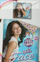Soy Luna ágyneműhuzat, Feel The Wind In Your Face (100% pamut)