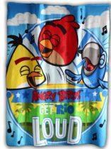 Angry Birds Loud pléd/takaró