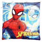 Pókember/Spider-Man face díszpárna, 40x40 cm (22)