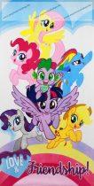 Én kicsi pónim/My Little Pony/MLP törölköző, 70x140 cm