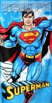 Superman törölköző, 70x140 cm (840)