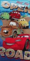 Cars törölköző/Verdák törölköző, Take the Open Road, 70x140 cm (84)