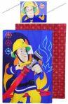 Sam a tűzoltó ágyneműhuzat, Oltás (100% pamut)