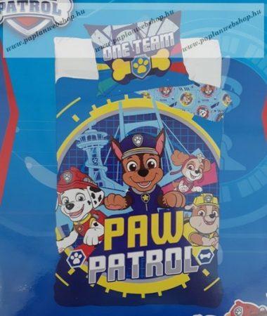 Mancs őrjárat/Paw Patrol ágyneműhuzat, One Team (100% pamut) (710-412)