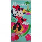 Minnie Mouse törölköző, Pálmafás, 70x140 cm (161)