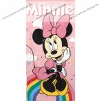 Minnie Mouse törölköző, Szivárványos, 70x140 cm (225)