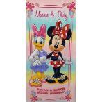 Minnie Mouse törölköző, Minnie és Daisy, 70x140 cm (233)