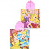 Poncsó/Poncho törölköző, Disney hercegnők (79)