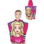 Poncsó/Poncho törölköző, Barbie (821-2249)