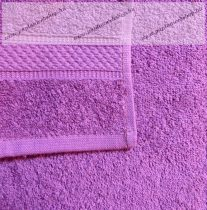 Frottír törölköző, Rózsa, 30x50 cm