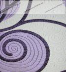 Homedeco SCARLETT ágytakaró, lila, 240x260 cm