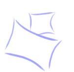 Barna leveles mintás pléd, 200x230cm