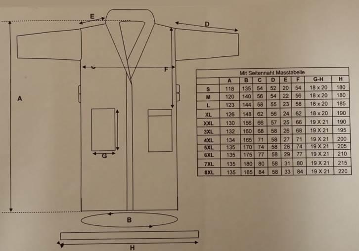 XXXL és fölötte méretű köntös - Köntös - Paplan Webshop e838fb46fd